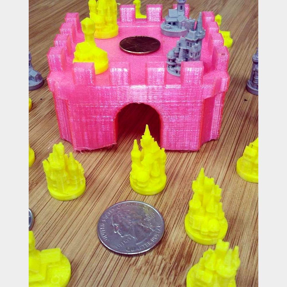 The miniatures small castle pieces to settlers of cattan_clipped_rev_1